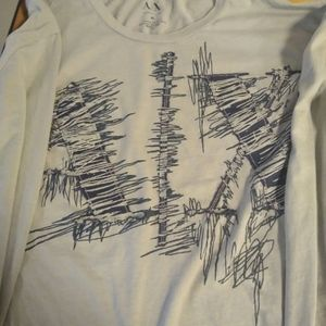 Armani Exchange Shirts - NWOT xl AlX Armani Exchange shirt